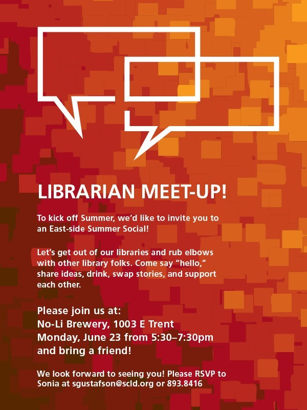 Librarian Meet-Up 2014-06-23